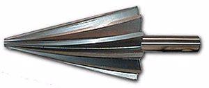 Uncoated Finish Alvord Polk 127-0 High-Speed Steel Chucking Reamer Straight Flute Round Shank Decimal Size: 0.3820